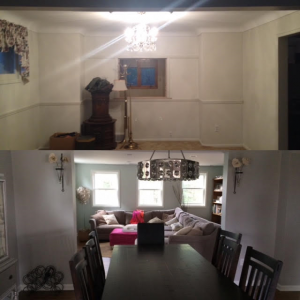 before and after remodeling pittsburgh